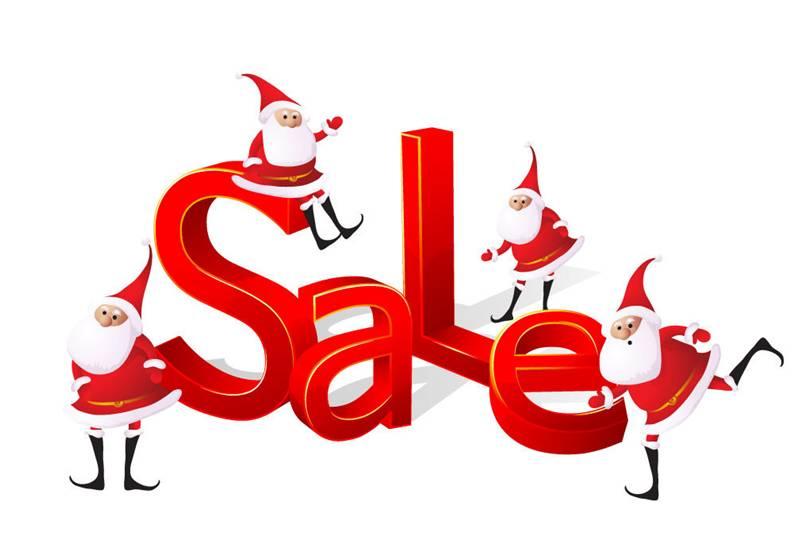 The Twelve Sales of Christmas
